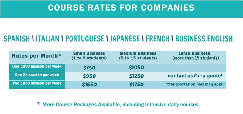 Course Rates